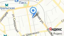 СТУДИО-НАЙЛ на карте