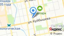 AVS на карте