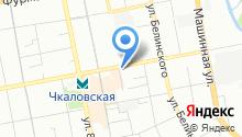 AUTODOC на карте