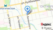 СТРОЙ ГРАД на карте