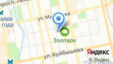 Atelier на карте