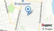 144 Бронетанковый ремонтный завод на карте