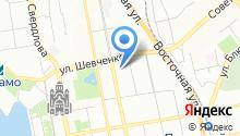 Адвокат Токарев А.А. на карте
