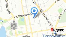 Av66.ru на карте