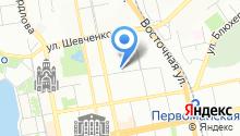 Affdesign на карте