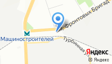 AutoReal на карте