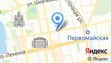Glina Market на карте