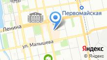 ARTQB на карте