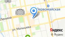 """гарантстройкомплекс на карте"