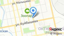 Action Dance на карте