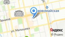 Экран, ФГУП на карте