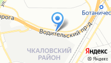 1 заправка.ру на карте