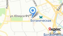 Amnesia Ekaterinburg на карте