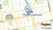 AVIX pro на карте