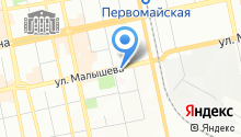 1001dress на карте