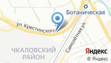 КЛИМАТ КОНТРОЛЬ на карте