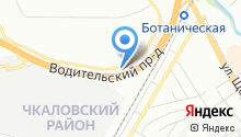 Медовая компания на карте