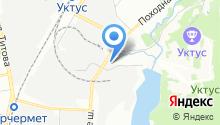 *узрэм* на карте