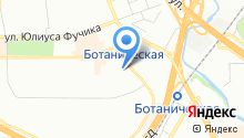 ALLANT на карте