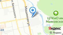 *арсенал про* на карте