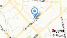 Ломбард Золотая Линия на карте