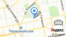 Отдел кадровой и муниципальной службы Администрации Кировского района на карте