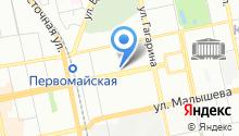 RF-service на карте