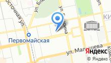 MULTI на карте