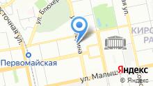 Институт прикладной металлургии, ЗАО на карте