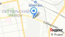 ЯРСЕН на карте