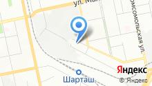 Active forms - рекрутинговая компания на карте