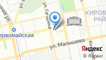 Гагарина-33, ТСЖ на карте