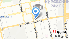 8`500 Pan American на карте