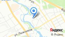 *металарт* на карте
