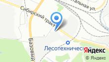 ADM-AUTO на карте