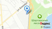 Avtomod на карте