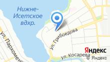 AVS Химмаш на карте