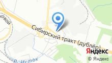 *интерпласт* на карте