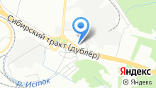 ЛЭП-Монтаж на карте