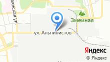 Уральский центр медицинской техники на карте
