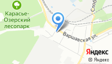 Alga2web на карте