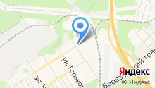 Леон-Авто на карте