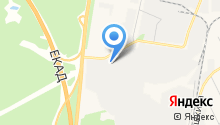 ВКМ-Сталь на карте