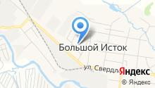 Уральский Деловой Центр на карте