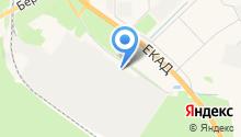 Экстрим-Клуб Екатеринбург на карте