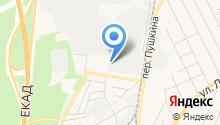 Баум дизайн на карте