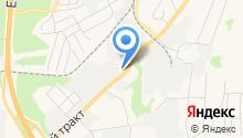 Азимут Трак на карте