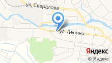 СБ Урал на карте
