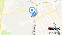 УБМ на карте