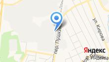 Харитонов М.С. на карте